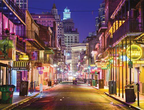 ¡Que comience la fiesta: Nueva Orleans!